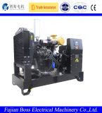 Weifang Engine 디젤 엔진 발전기 세트 디젤 Genset에 의해 강화되는 60Hz 100kw 125kVA Water-Cooling 침묵하는 방음