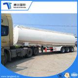 3つの車軸炭素鋼のディーゼルまたはガソリンまたは航空燈油オイルまたは半燃料タンクまたはタンカーのトレーラー