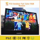 P10 étanche extérieur plein écran LED de couleur