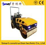 충분히 SMT-4.5t 쓰레기 압축 분쇄기 기계장치 유압 진동하는 도로 롤러
