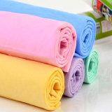 De milieuvriendelijke Samengeperste Witte Sneldrogende Koel Schoonmakende Handdoek van Gemzen PVA