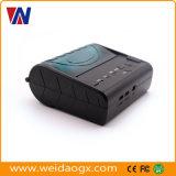 Mini Bluetooth Android adhesivo 80mm de la recepción de la Impresora térmica con el SDK móvil