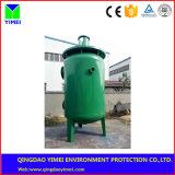 Mecánica de la máquina de extracción de aceite Filtro de agua con cáscara de nuez Media