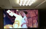 P4 à l'intérieur mur vidéo LED couleur/voyant d'affichage de publicité