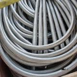 Tubo flessibile ondulato parallelo con la treccia dell'acciaio inossidabile