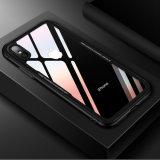 Conception personnalisée Téléphone mobile en verre de trempe de couverture pour la série de l'iPhone