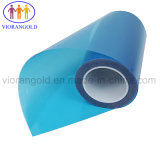 beschermt het Blauwe Huisdier van 25um/36um/50um/75um/100um/125um Film met de Kleefstof van het Silicone voor het Elektronische Beschermen van de Apparatuur