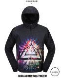 Custom/Personalizar invierno anorak sublimación impresión sublime/Impreso/chico/hombre de Down Jacket