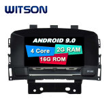 Processeurs quatre coeurs Witson Android 9.0 DVD de voiture GPS pour Opel Astra J / Opel Cascada / Buick excelle Xt / Vauxhall Astra 2010-2013 construit en fonction OBD