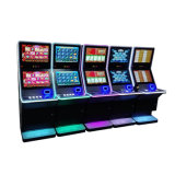 Durée de vie de luxe Casino De Jeu Vidéo Cabinet Slot Machine