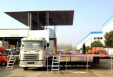 Этапа метров высокого качества 80 Axles JAC 3 тележка квадратного подвижного выполняя