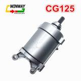 Cg125를 위한 Ww-8841 12V 기관자전차 부속 시동기 모터