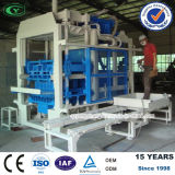 Línea de producción completamente automática de la construcción de máquina de fabricación de ladrillos de Qt10