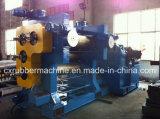 Fabricante de China máquina de goma del calendario de cuatro/tres rodillos