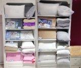 Cuscino di riempimento dell'hotel dei cuscini del cotone su ordinazione poco costoso di prezzi pp