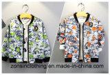 Пальто детей западного типа цветастое Zippered