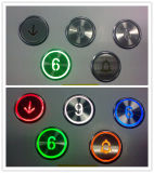 Fluggast-Aufzug-Drucktaste (SN-PB410)