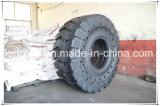 Großhandelsspitzenmarke Loda ermüdet feste Rad-Ladevorrichtung 29.5-25 feste chinesische Ladevorrichtungs-Reifen des Bergbau-OTR