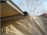 [رووف رك] خارجيّ سيّارة أعلى نوع خيش [4إكس4] ظلة خيمة