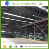 Disposición de acero del taller de la estructura de la fabricación del almacén del edificio de Heya