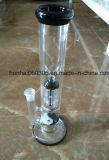 Зеленое piep перколятора стекла Pyrex, труба водопровода