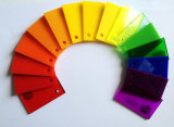 Acrylic Plexiglass Sheet (329) Acrylic Board Placa de Publicidad / Placa PMMA Sheet
