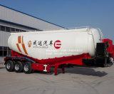 Precios de cemento Portland a granel 3 tanques de cemento a granel de eje