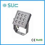 La alta calidad 9W DC36V impermeabiliza el proyector del LED con el CE (SLS-58)