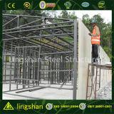 Het Geprefabriceerd huis van de Structuur van het Staal van de Lage Kosten van Qingdao