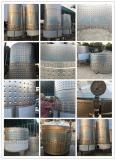 Cuve de fermentation de traitement sanitaire de vin de pièces de machines (ACE-FJG-J8)