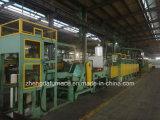 Fornace d'indurimento continua di trattamento termico per cemento che trasporta catena