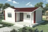 Casa móvel européia da construção de aço da luz do estilo (KXD-62)