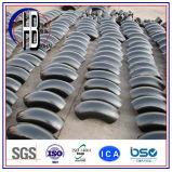 A234/A105炭素鋼のバット溶接45度の販売のための長い半径の肘