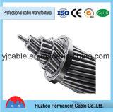 Línea de transmisión de arriba todo el conductor descubierto aéreo del cable del conductor AAAC de la aleación de aluminio