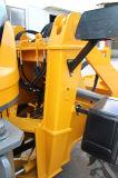Carregador da alta qualidade Zl18 de China com forquilha da pálete