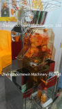 Máquina de jato de laranja comercial de granada de alta eficiência em aço inox completo