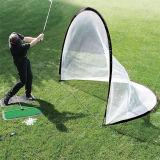 소형 골프는 그물을 모는 순수한 골프를 실행한다
