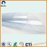 Strato rigido trasparente del PVC di stampa di vendita calda