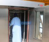Aire caliente calefacción industrial 64 Horno de Acero Inoxidable bandejas Máquina (los precios del diesel ZMZ-64C)