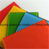 Certificats Ce & ISO Panneaux muraux décoratifs en verre peint à l'arrière