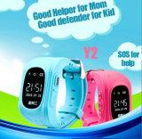 Reloj inteligente Rastreador 2g Niños GPS con botón de SOS