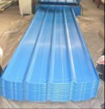 Strato d'acciaio rivestito del tetto di colore PPGI Corruaged/strato tetto del metallo