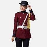 カスタマイズされた人の機密保護のユニフォームまたは機密保護のワイシャツか警備員の均一デザイン