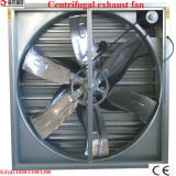 Ventilador de exaustão centrífuga de pressão Push-Pull para estufa