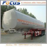semi Aanhangwagen van de Vrachtwagen van de Tanker van de Stookolie van 42cbm de Op zwaar werk berekende