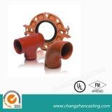 Bride malléable de fer pour des couplages de pipe