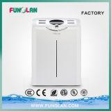 Zuiveringsinstallatie de op basis van water van de Lucht van de Filter HEPA met de Generator van het Ozon
