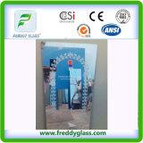 2-3mm espejo de aluminio con espalda azul / espejo de baño / espejo decorativo