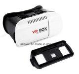 """2016 Novos produtos Virtual Reality Vr Glass Filmes 3D Jogos 3D Movie Vr Box Óculos 3D para 4,7 """"- 6,0"""" Smartphone"""