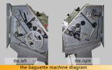 Bäckerei-Geräten-Qualitäts-justierbarer französischer Stangenbrot-Geißer